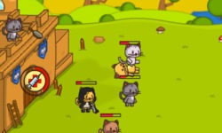 play Strikeforce Kitty: Last Stand