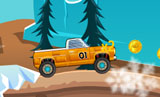 Snow Truck Extrame game