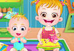 play Baby Hazel Sibling Care
