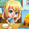 Barbie Volcano Project game