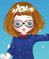 Fashion Designer Sam Dress Up Game game