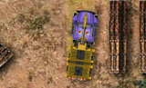 Timber Lorry Driver game
