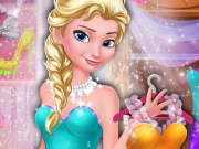 play Elsa'S Secret Wardrobe