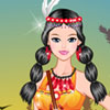 Native American Girl game