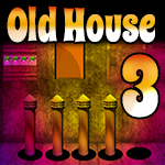play Old House Escape 3 Game