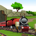 play Rescue The Train Escape