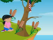 Escape Squirrel From American Island game