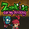 Zombies Eat My Stocking game