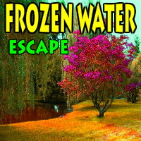 Yal Frozen Water Escape game