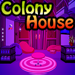 Colony House Escape game