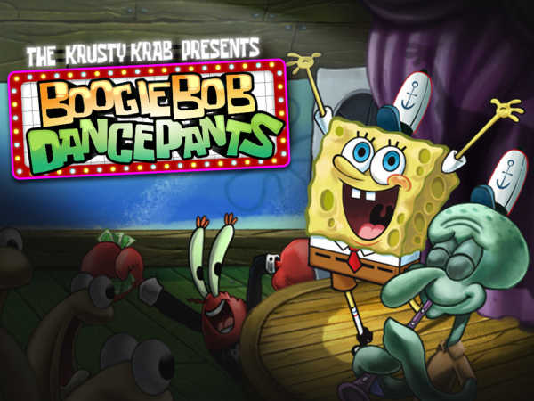 play Spongebob Squarepants: Boogiebob Dancepants