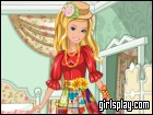 Barbie`S Patchwork Peasant Dress game