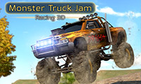 Monster Truck Jam game