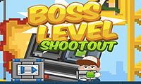 Boss Level Shootout game