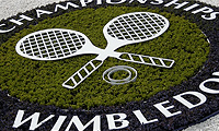 Wimbledon Tennis game
