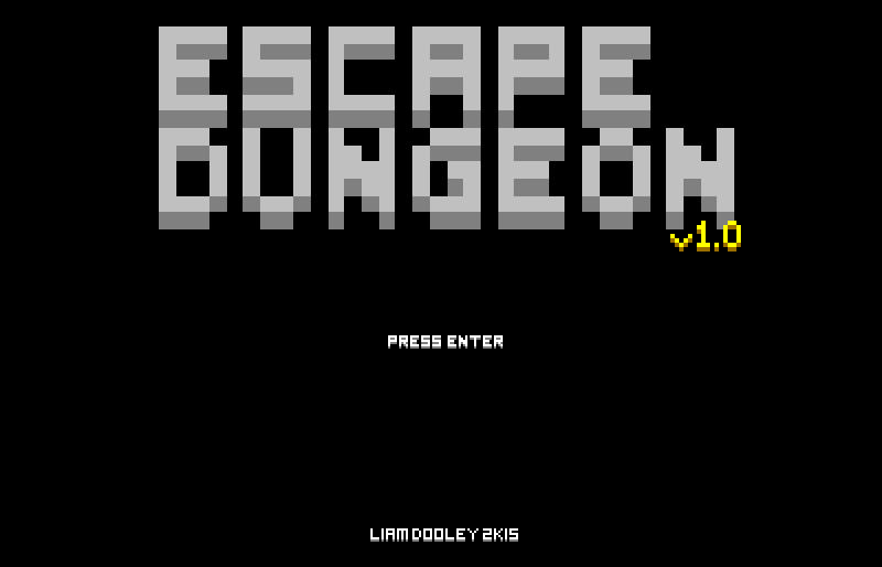 Escape Dungeon (Demo) game