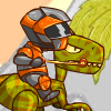 Fly Raptor Rider 2 game