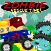 Zombie Rescue Time! game
