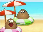 Cover Pou Summer game