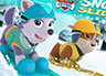 Paw Patrol: Snow Slide game