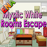 play Mystic White Room Escape