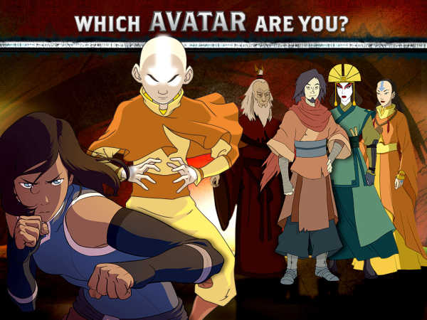 Legend Of Korra: Which Avatar Are You? game