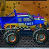 Stunt Monster 3D game