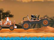 Beach Buggy Transporter game