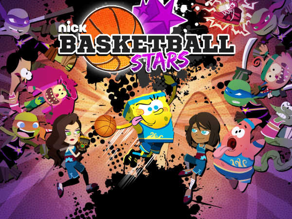 Nickelodeon Basketball Stars 2015 game