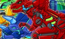 play Dino Robot: Dino Corps