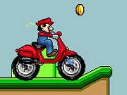 play Mario Bros Motobike 3