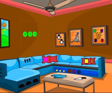 Cafecafegames Escape Room