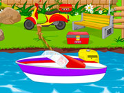 play Yoopy Escape From Pleasant Riverside