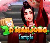 play 2D Mahjong Temple