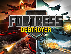 Fortress Destroyer game