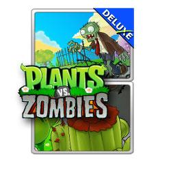 play Plants Vs. Zombies Deluxe