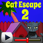 play Cat Escape 2 Game Walkthrough
