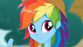 play Equestria Girls Character Creator