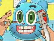 play Gumball Eye Treatment
