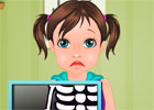 Little Girl Hand Fracture game