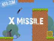 X Missile game