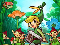 play The Legend Of Zelda - The Minish Cap