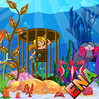 play Escaping The Mermaid