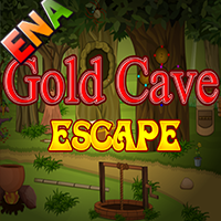 play Gold Cave Escape