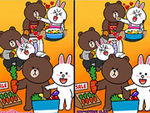 play Brown And Cony Line Love