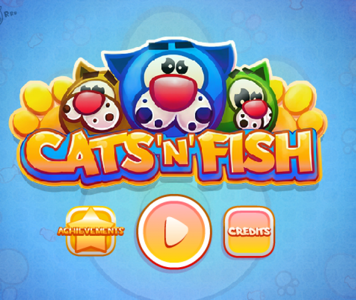 Cats'N'Fish game