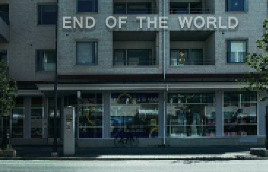 End Of The World game
