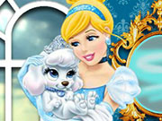 Cinderella Palace Pets game