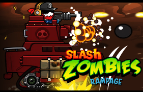 Slash Zombies Rampage 2 game