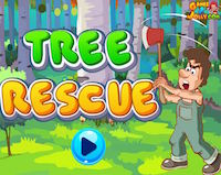 Tree Rescue Escape game
